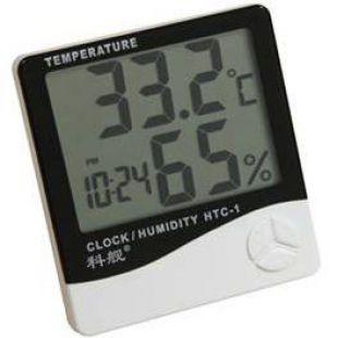 HTC-1温湿度计---广东科舰