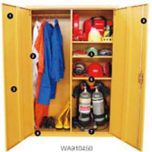 西斯贝尔WA910450 紧急器材柜(PPE柜)