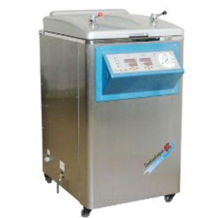 YM75不锈钢立式电热蒸汽灭菌器