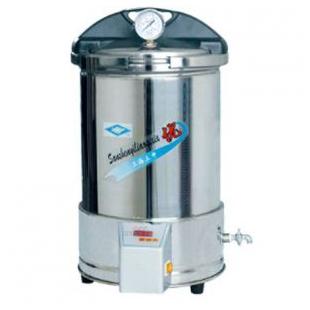 YX280/20定时数控手提式不锈钢压力蒸汽灭菌器(定时数控)