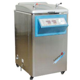 YM100不锈钢立式电热蒸汽灭菌器
