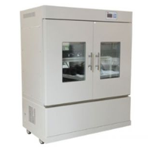 BSD-YF1600立式双层智能精密型摇床(恒温式,带制冷,恒湿)