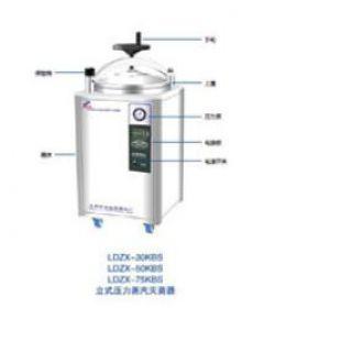 75立升立式压力蒸汽灭菌器