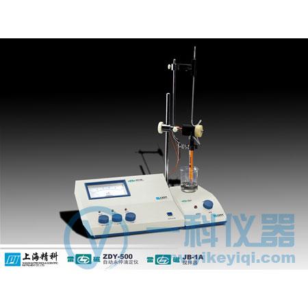 ZDY-500型自動永停滴定儀
