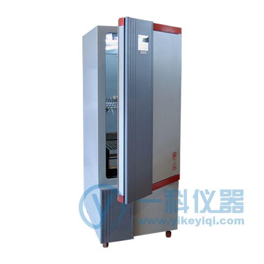 BMJ-250C程控霉菌培养箱(升级新型, 液晶屏 可控湿度)