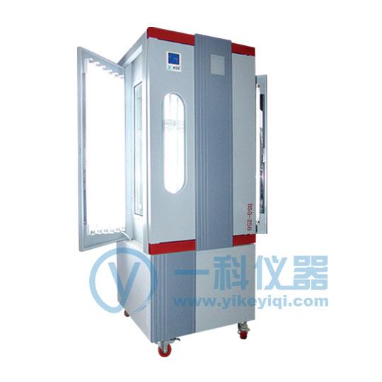 BSG-400程控光照培养箱(升级新型, 液晶屏 三面光照)