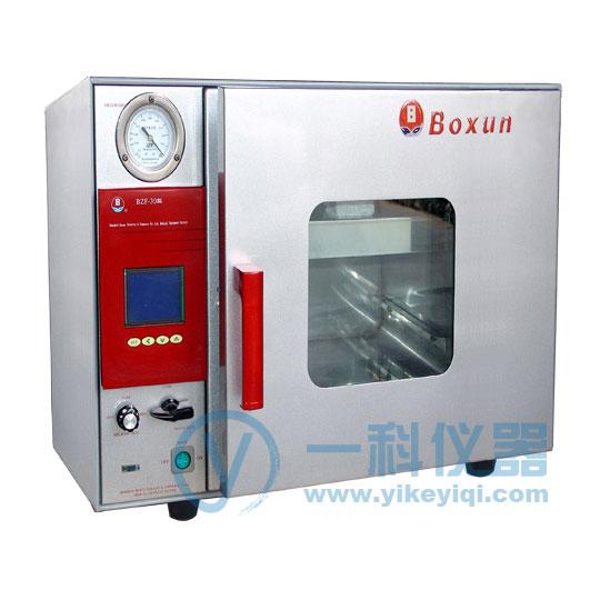 BZF-30真空干燥箱(升级新型 液晶屏 不含真空泵 )
