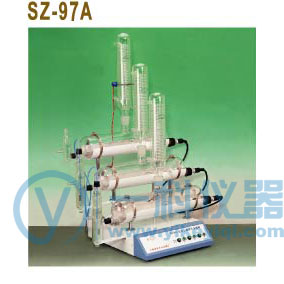 SZ-97A新颖自动纯水蒸馏器