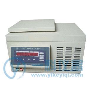 TLL-C台式冷冻高速离心机