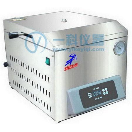 SYQ-DSX-280C不锈钢台式自动压力蒸汽灭菌器