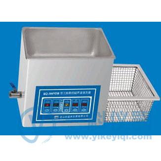 KQ-200VDB台式三频数控超声波清洗器