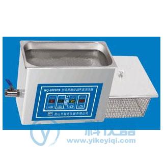 KQ-500TDE台式高频数控超声波清洗器