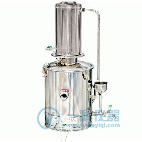 HS.Z68.5不锈钢电热蒸馏水器