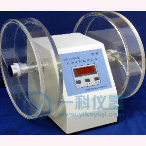 CJY-300D片劑脆碎度測定儀(全塑殼)