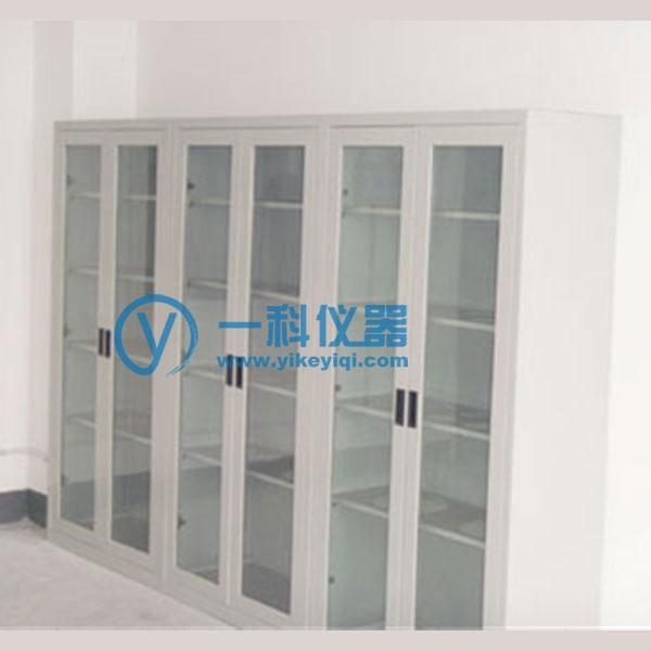 铝木结构 器皿柜