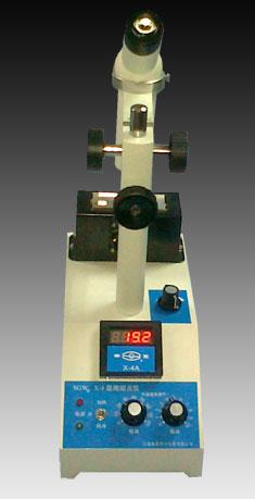 SGWX-4A显微熔点仪(数显)