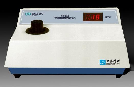 WGZ-200浊度仪(微机、数显)