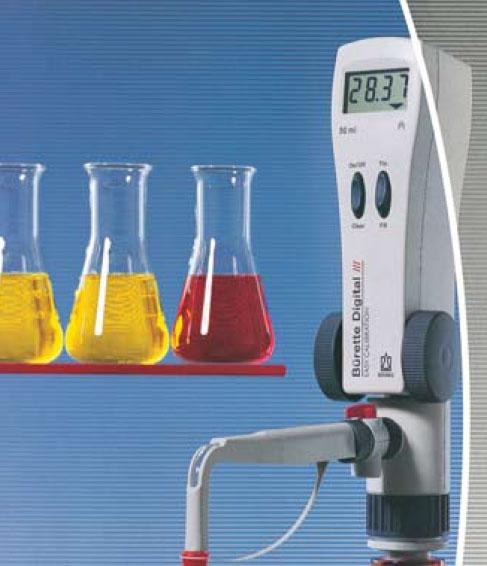 0.01-25 ml 25ml 数字显示滴定器