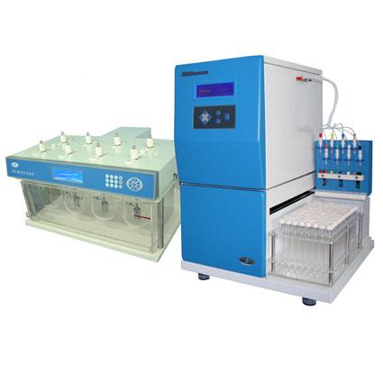 ADFC8MD溶出取样收集系统(专利产品)