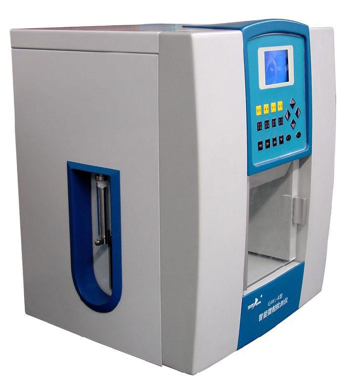 GWJ-4A智能微粒检测仪(专利产品)