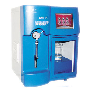 GWJ-16微粒检测仪(专利产品)