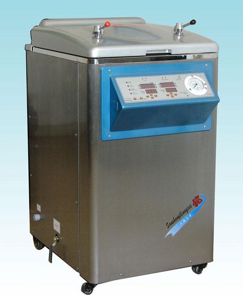 YM30Z(YX-350Z)不锈钢立式压力蒸汽灭菌器(智能控制型)
