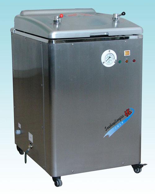 YM50B(YX-400B)不锈钢立式压力蒸汽灭菌器(自动控水型)