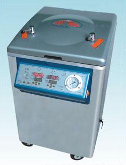 YM75FG不锈钢立式电热蒸汽灭菌器