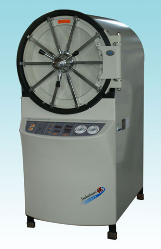 YX-600W卧式圆形电热蒸汽灭菌器