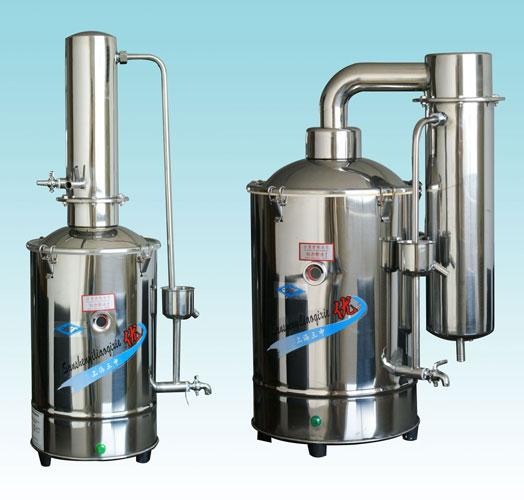 DZ20不锈钢电热蒸馏水器(普通)