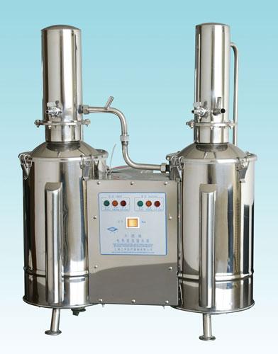 DZ20C不锈钢电热蒸馏水器(重蒸)
