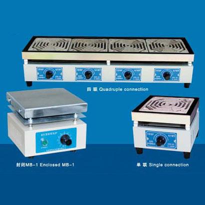 高温单联 可调式万用电炉、封闭式可调电炉