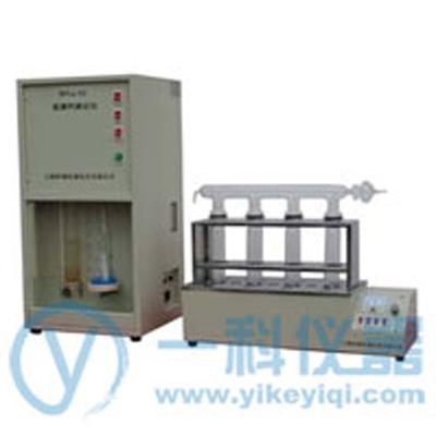 NPC-02氮磷钙测定仪配4孔