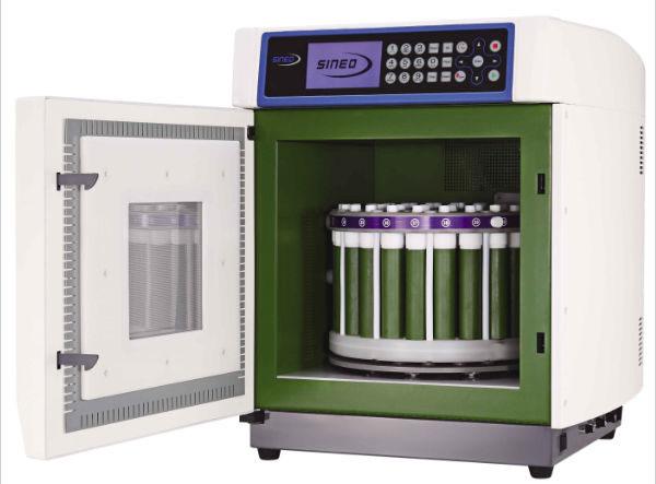 MASTER-40 40罐高通量密闭微波消解萃取工作站