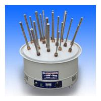 20孔全不锈钢调温型玻璃仪器气流烘干器
