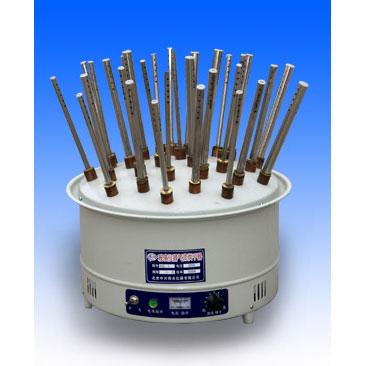30孔全不锈钢调温型玻璃仪器气流烘干器