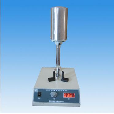 FS-2/FSH-2可调高速分散器