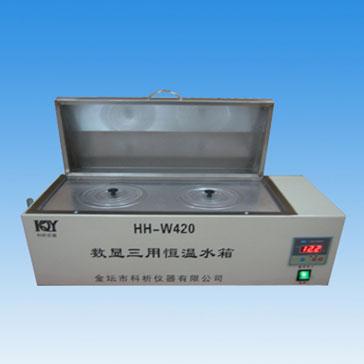 HH-W420数显恒温水浴箱