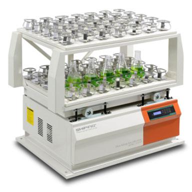 SPH-3312高品质往复式小容量双层摇瓶机
