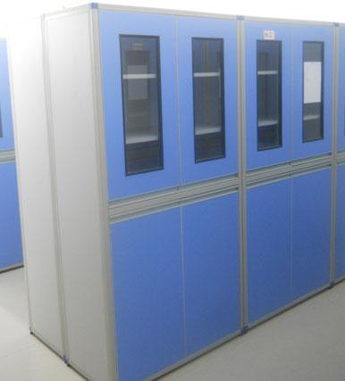铝木结构 试剂、药品、样品柜