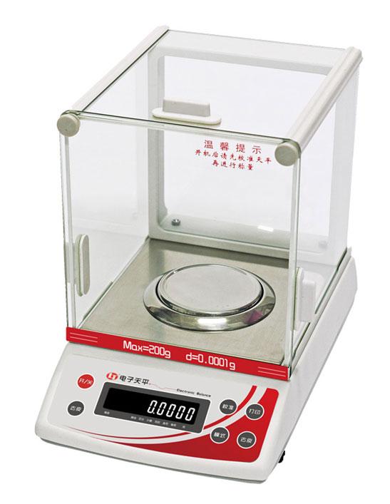 JD100-4 100克多功能电子分析天平