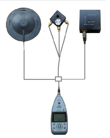 AWA6256B+ 环境振动分析仪(配置3)