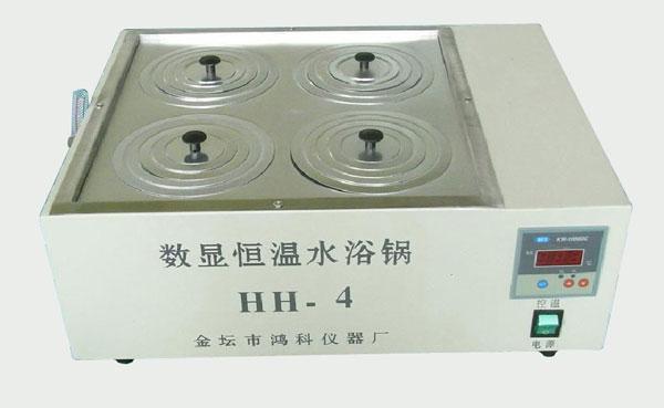 HH-4数显恒温水浴锅
