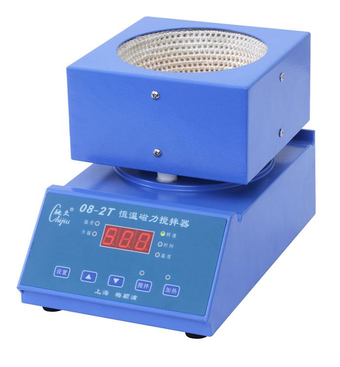 08-2T电热套磁力搅拌器