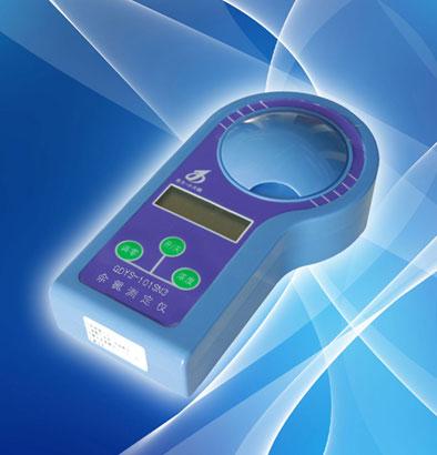 GDYS-101SN4余氯·总氯测定仪