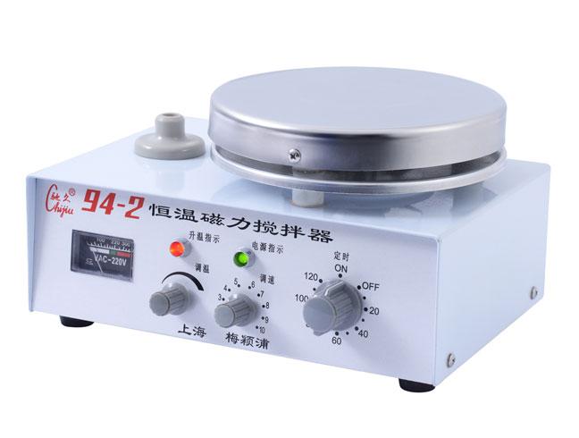 94-2恒温磁力搅拌器