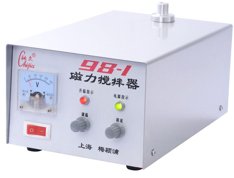 98-1不加热磁力搅拌器