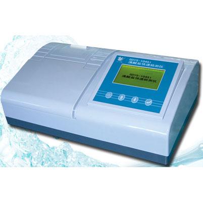 GDYS-104SN偏硅酸测定仪