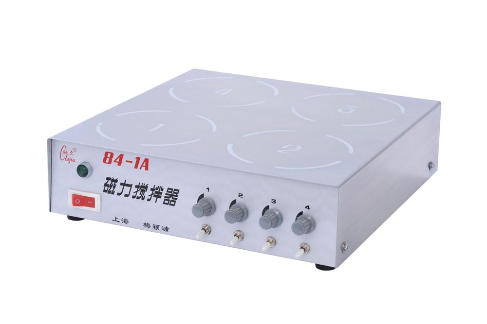 84-1A(四)多工位磁力搅拌器(不带加热)