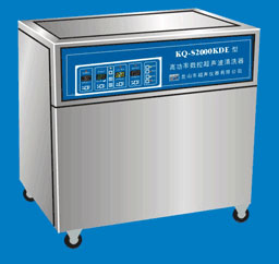 KQ-A2000KDE高功率数控超声波清洗器